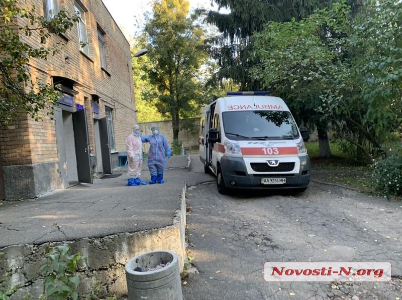 В Николаевской области за сутки 123 новых случая COVID-19, 1 человек умер