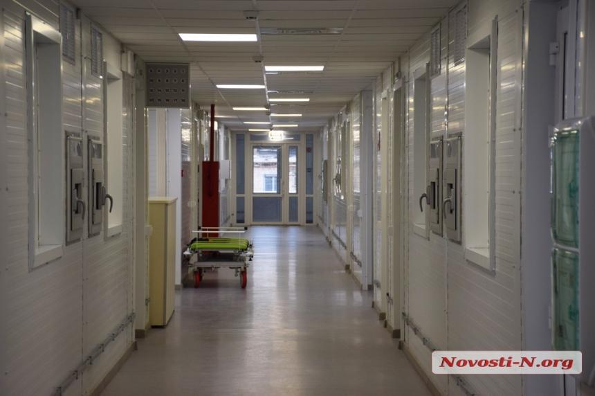 В Николаевской области показатель заболеваемости COVID-19 увеличился до 128,81