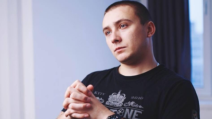 Суд приговорил радикала Стерненко к семи годам лишения свободы