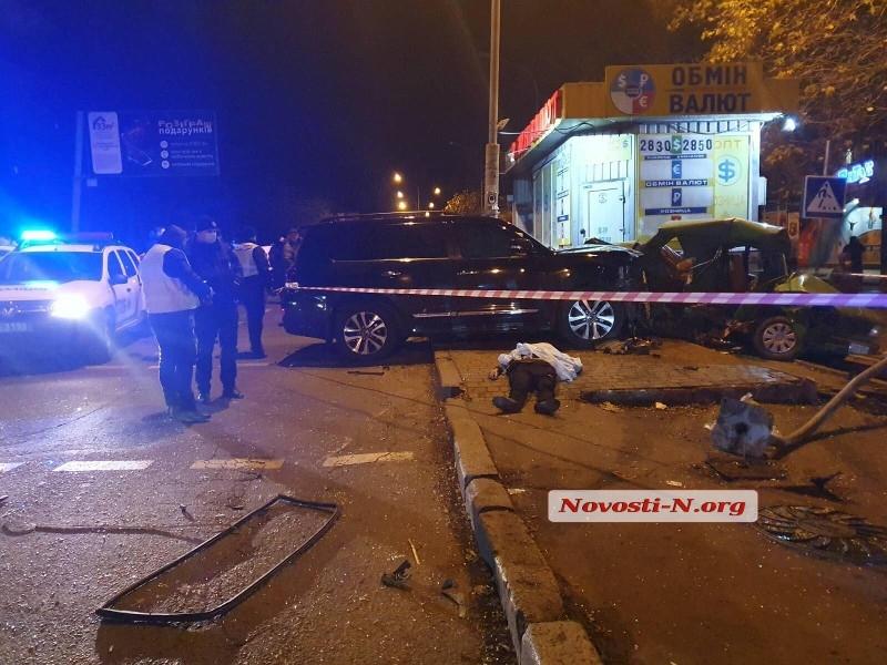 Смертельное ДТП с ВАЗом в Николаеве – о подозрении сообщили не владельцу «Тойоты»