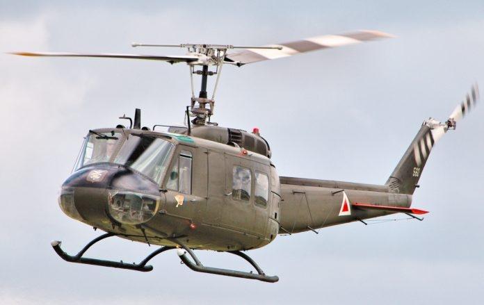 В Одессе будут собирать американские вертолеты