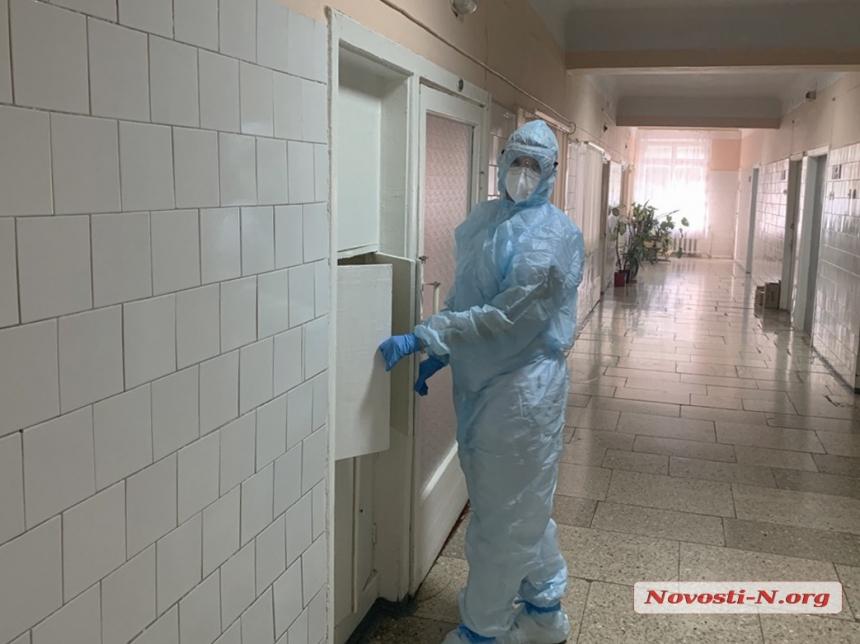 В Николаевской области 221 новый больной COVID-19, два человека умерли