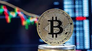 В феврале цена криптовалюты Bitcoin выросла на $12 000