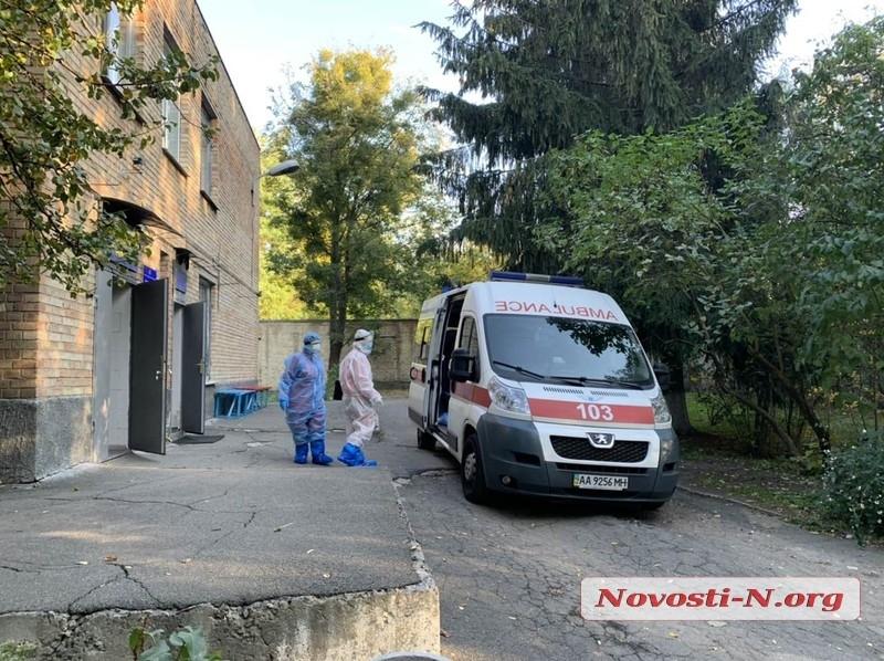 В Николаевской области 190 новых заболевших COVID-19: выздоровевших — 0, двое умерших
