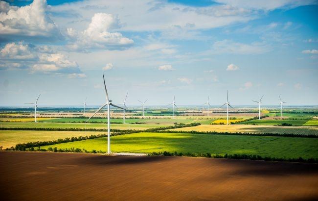 В Николаевской области начали строить первую очередь ветроэлектростанции