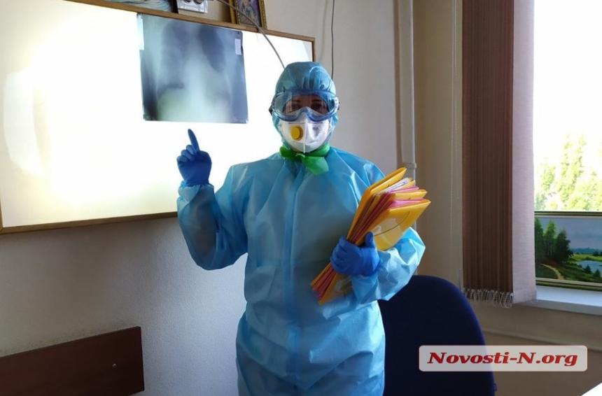 В Украине за сутки 7235 новых случаев заболевания коронавирусом