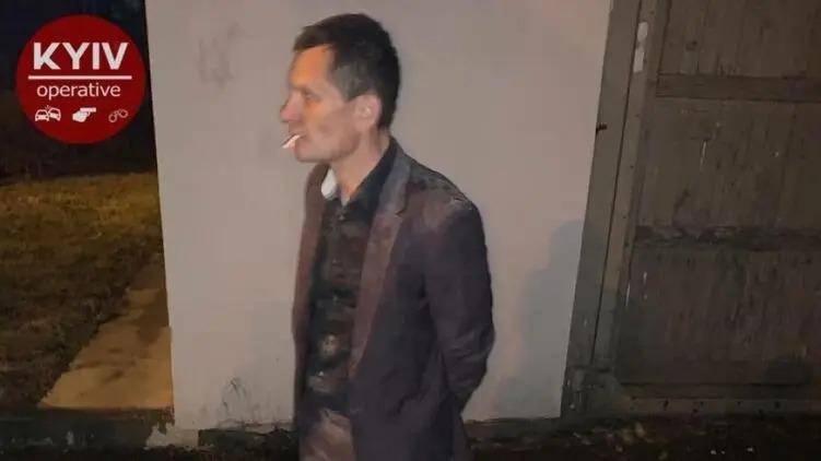 В Киеве пьяный экс-депутат поджег квартиру с женой и детьми