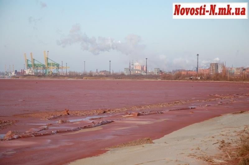 В Николаеве хотят ввести постоянный мониторинг выбросов НГЗ