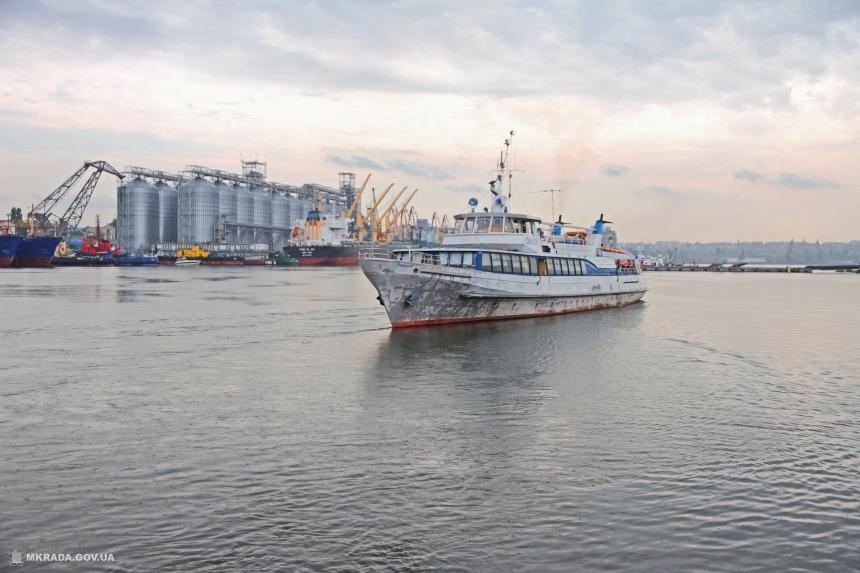 Речные пассажирские перевозки в Николаеве отдают «частнику» и хотят возобновить с 3 мая
