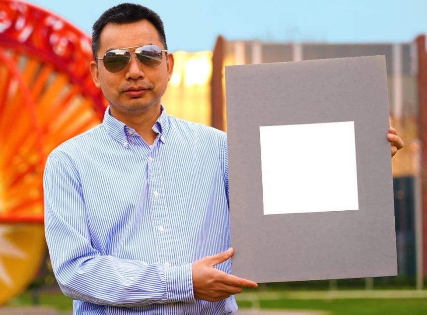 Ученые изобрели краску, с которой человечество сможет отказаться от кондиционеров