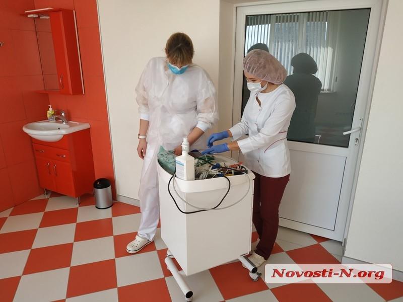 COVID-19 в Николаевской области: за сутки 461 новый случай, 17 человек умерли