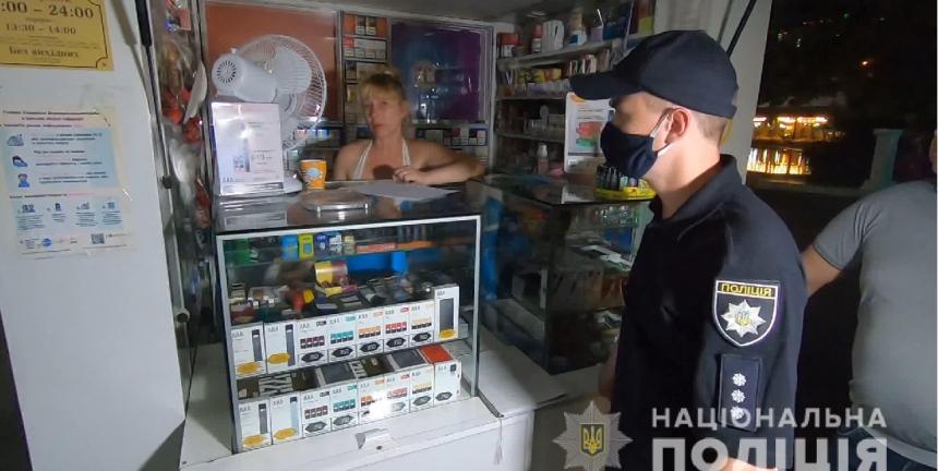 Карантинные рейды: в Николаевской области за сутки выписали 9 протоколов
