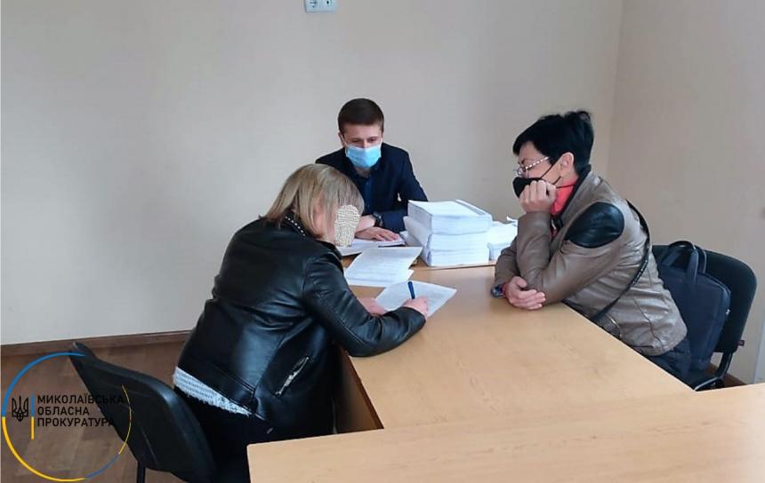 Чиновники АМПУ в Николаеве присвоили почти 1 миллион – им сообщено о подозрении