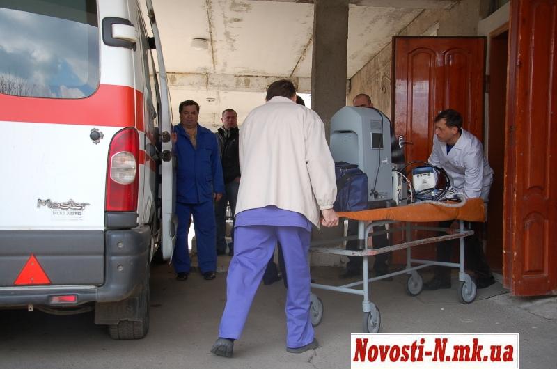Больница чтпз электровозная 5