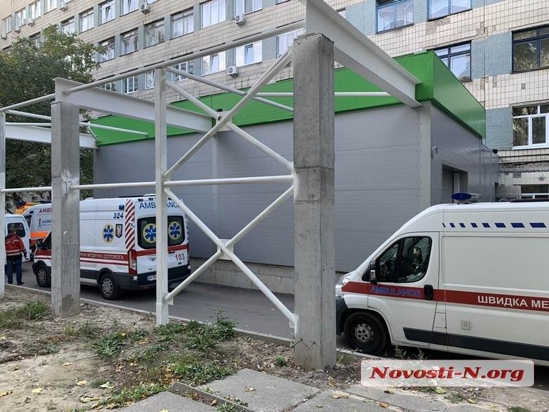 В Николаевской области за сутки 79 новых случаев COVID-19, умерли 15 пациентов