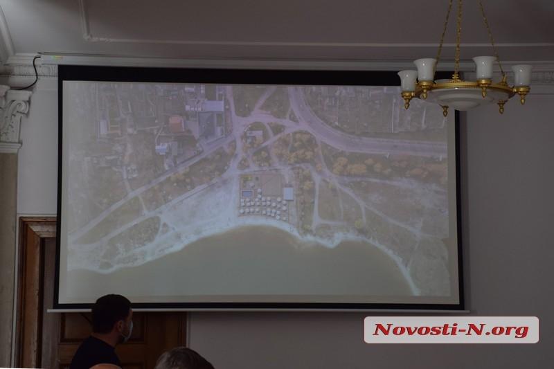 В Николаеве на пляже хотят поставить бассейн, аттракцион и фастфуд – чиновники пока в раздумьях