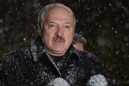 Лукашенко назвал немцев наследниками фашизма