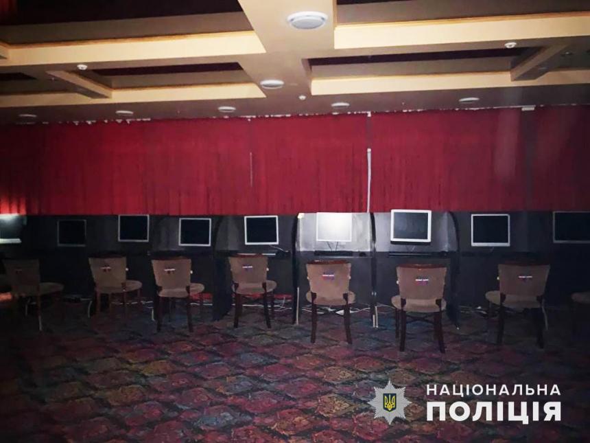 В Николаеве закрыли 4 нелегальных игровых заведения