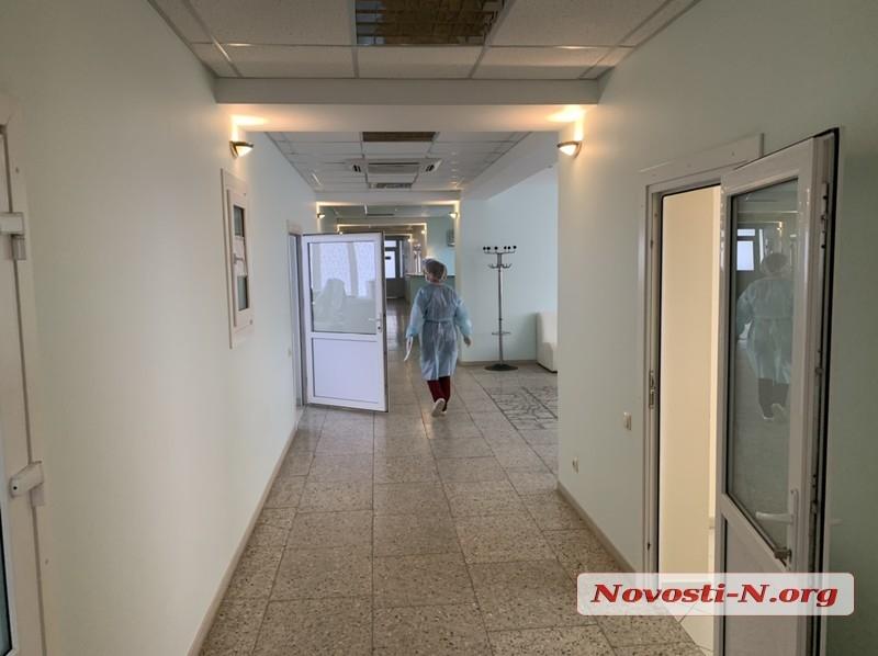 COVID-19 в Николаевской области: за сутки заболели 59 человек, выздоровели - 61