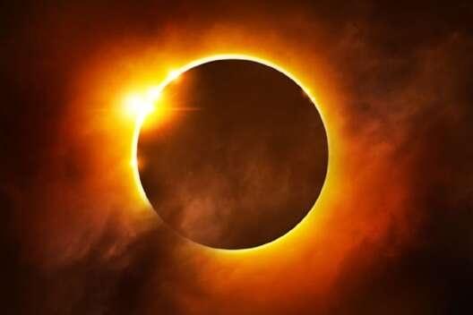Сегодня пройдет уникальное Солнечное затмение