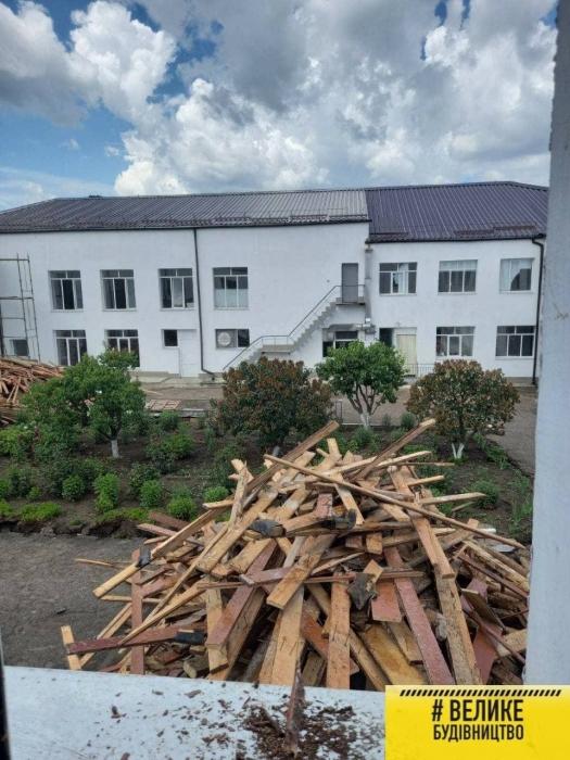Школа №2 в Арбузинке превратится в место осуществления маленьких и бол