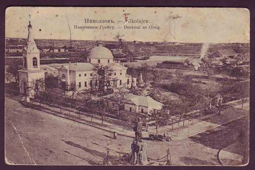 В центре Николаева хотят установить бронзовую копию разрушенного Адмиралтейского собора