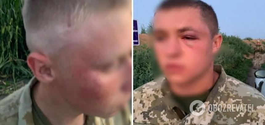 Сотрудников СБУ, избивших пограничников, отпустили под домашний арест
