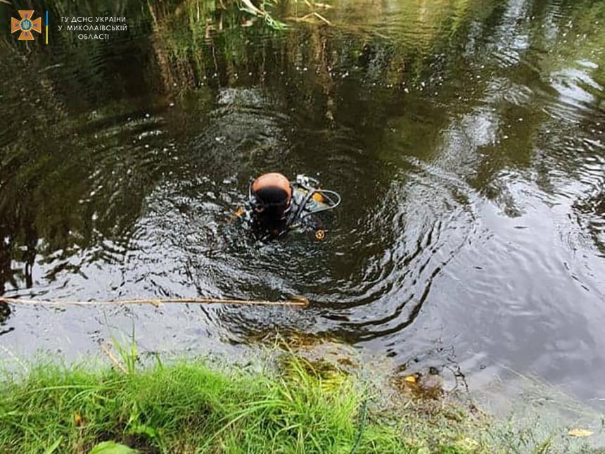 В Николаевской области утонули два человека