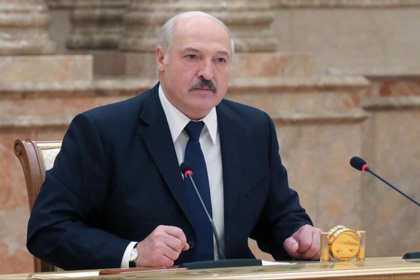 Лукашенко обвинил Европу в провокации третьей мировой войны