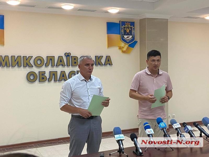 «Нет недостатка вакцин, есть недостаток желающих» - Ким и Сенкевич о вакцинации в Николаеве и области