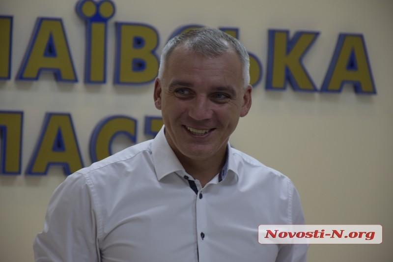 Инвестор исчез: Сенкевич пояснил, почему из портовой промзоны не перес