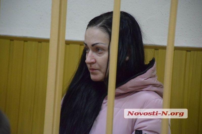 В Николаеве мать, жестоко убившая сына, не явилась в суд: заботится о новорожденном ребенке