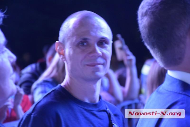 Приглашенные артисты и поздравления с праздником: как прошел 232-й День города Николаева