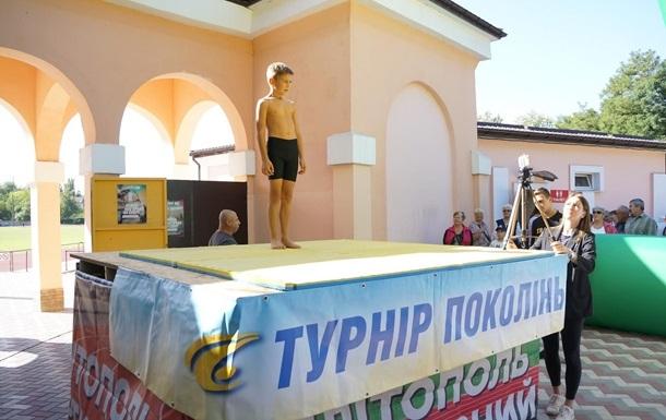 Девятилетний украинец установил рекорд, отжавшись 1001 раз