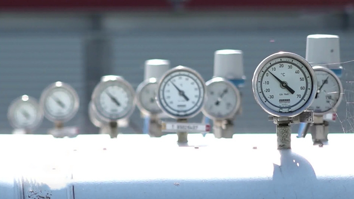 Цена на газ в Европе вновь обновила исторический рекорд