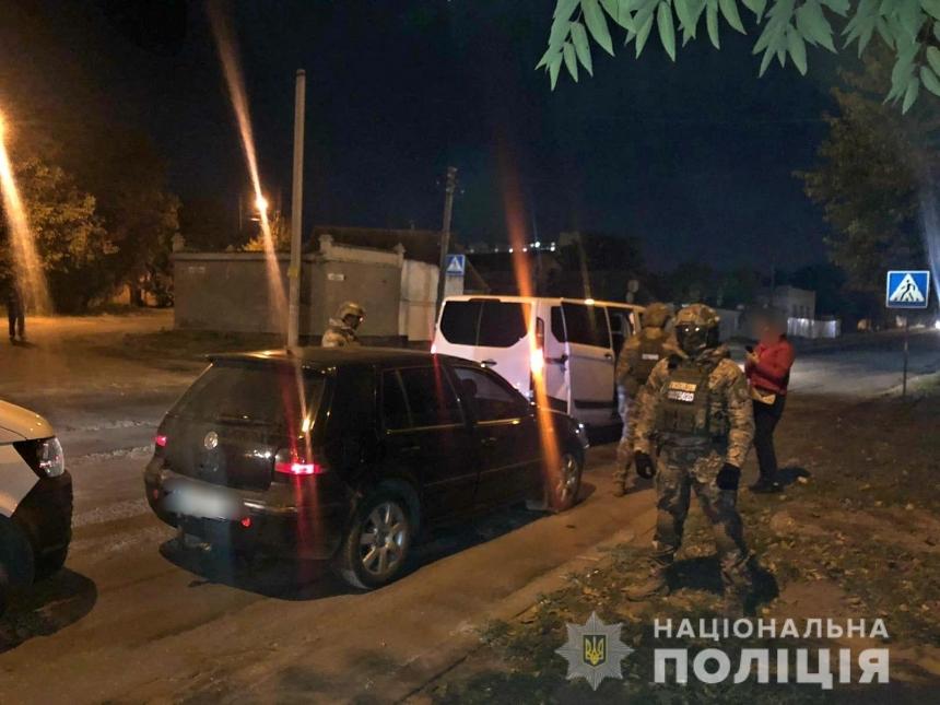 В Николаеве задержали подозреваемого в деле о покушении на бизнесмена Титова