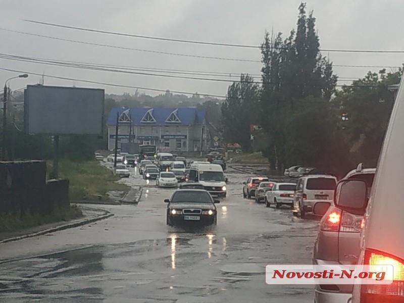 В Николаевской области сегодня выпало более 30 мм осадков: что еще несет циклон