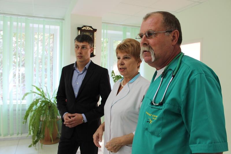 Урологи областной больницы тамбов