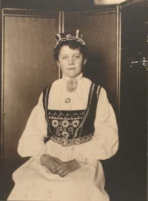 Какими были женщины в начале ХХ века. Фото