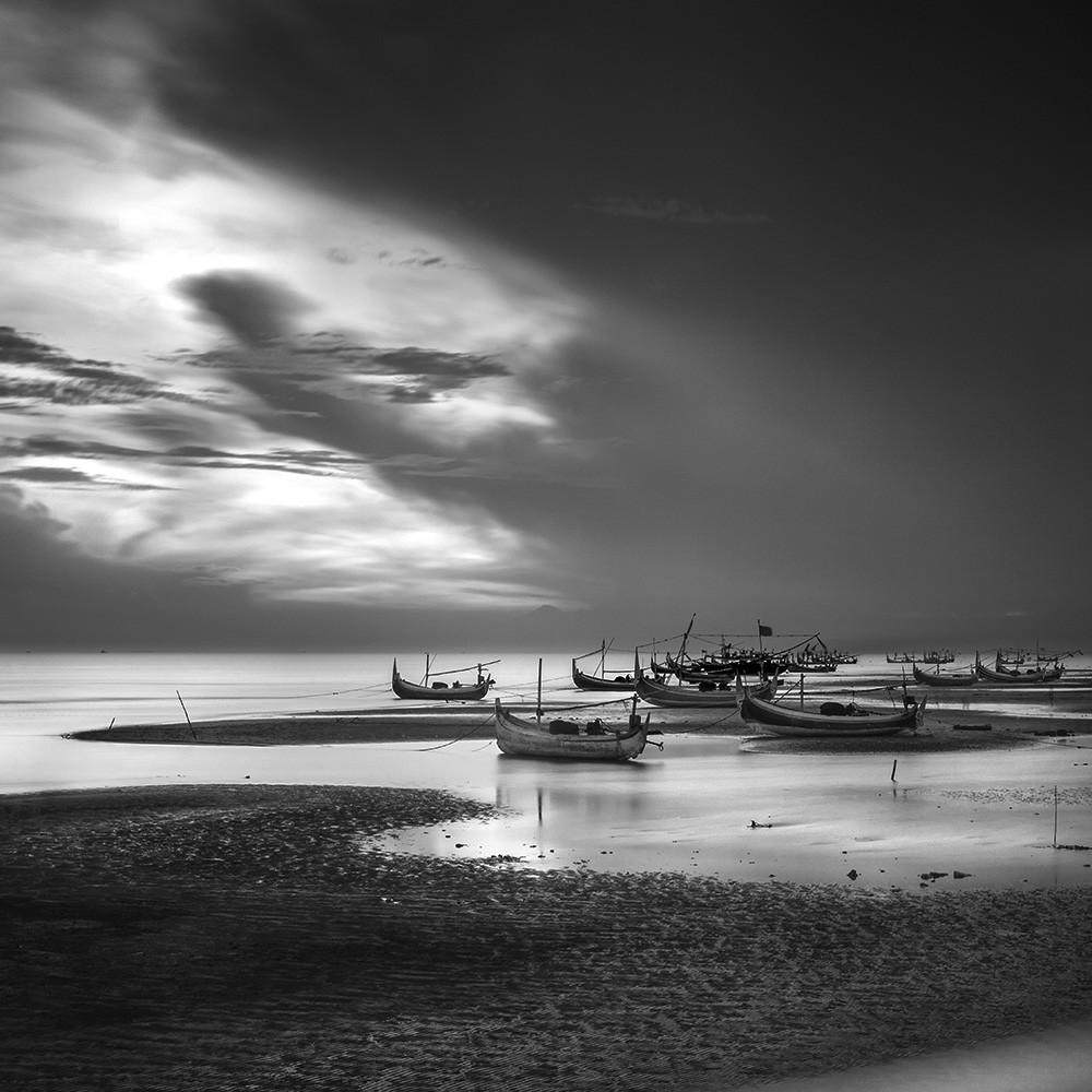 разные черно белые красивые фото микроблоге лянки появился