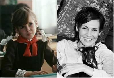 Как сегодня выглядят актеры детских советских фильмов. Фото