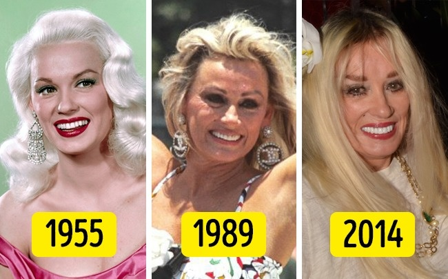 Эти 16 знаменитостей нашли секрет вечной молодости