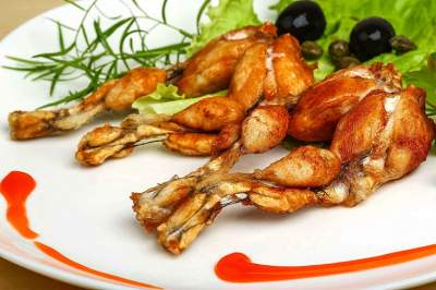 Необычные фирменные блюда в разных странах Европы. Фото