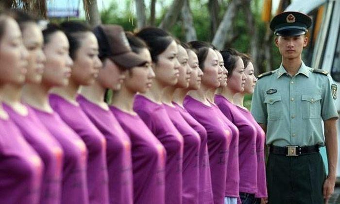 Открытки парню, армия китая смешные картинки