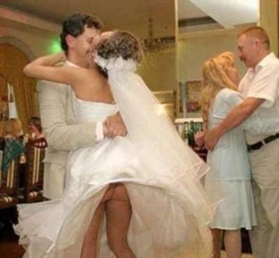 Подборка интимных фото со свадеб  678004