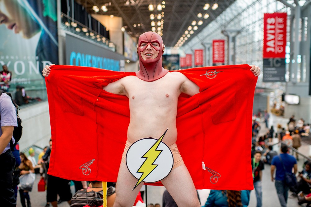 Косплей на New York Comic Con 2017