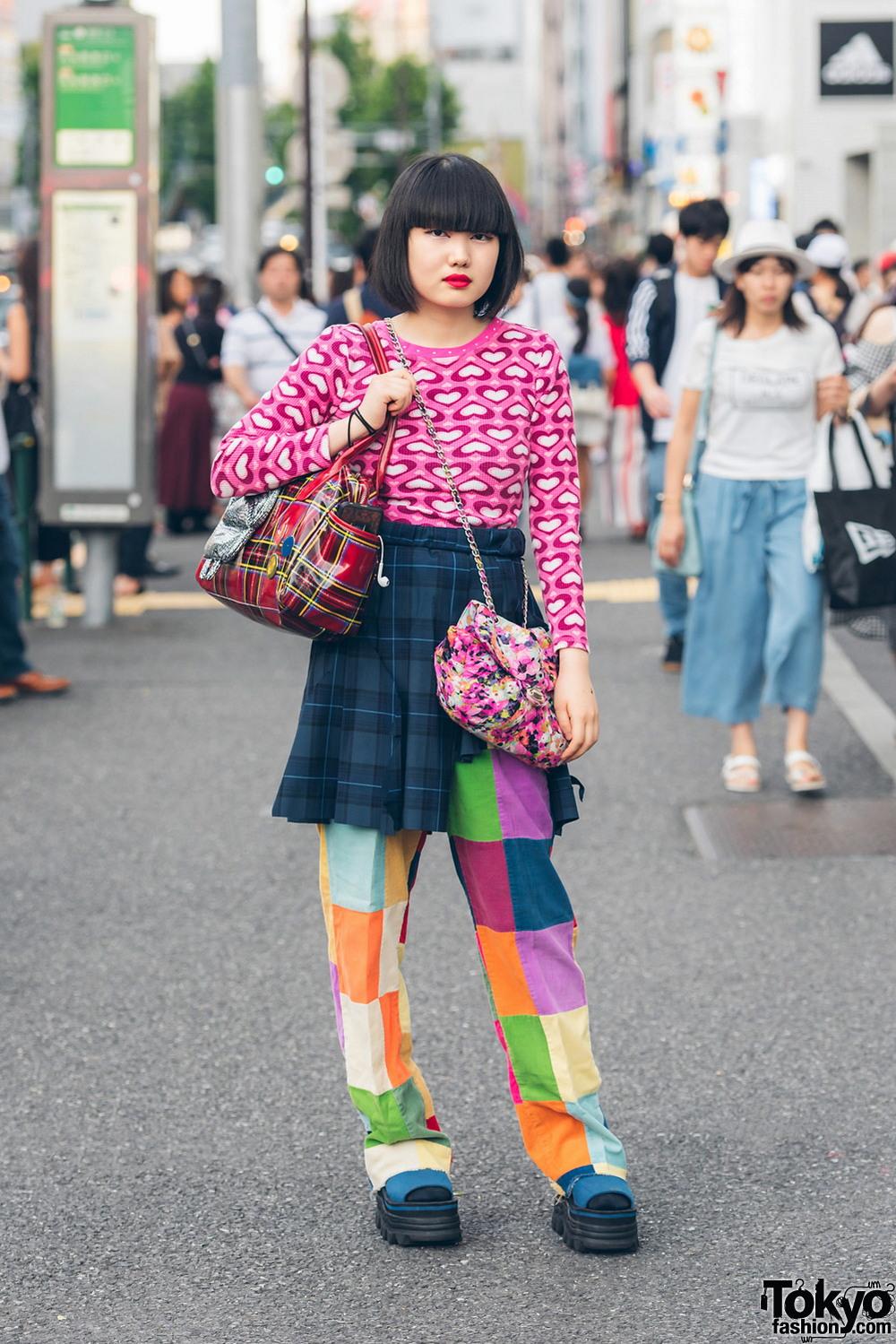 мере картинки модной одежды японской эта