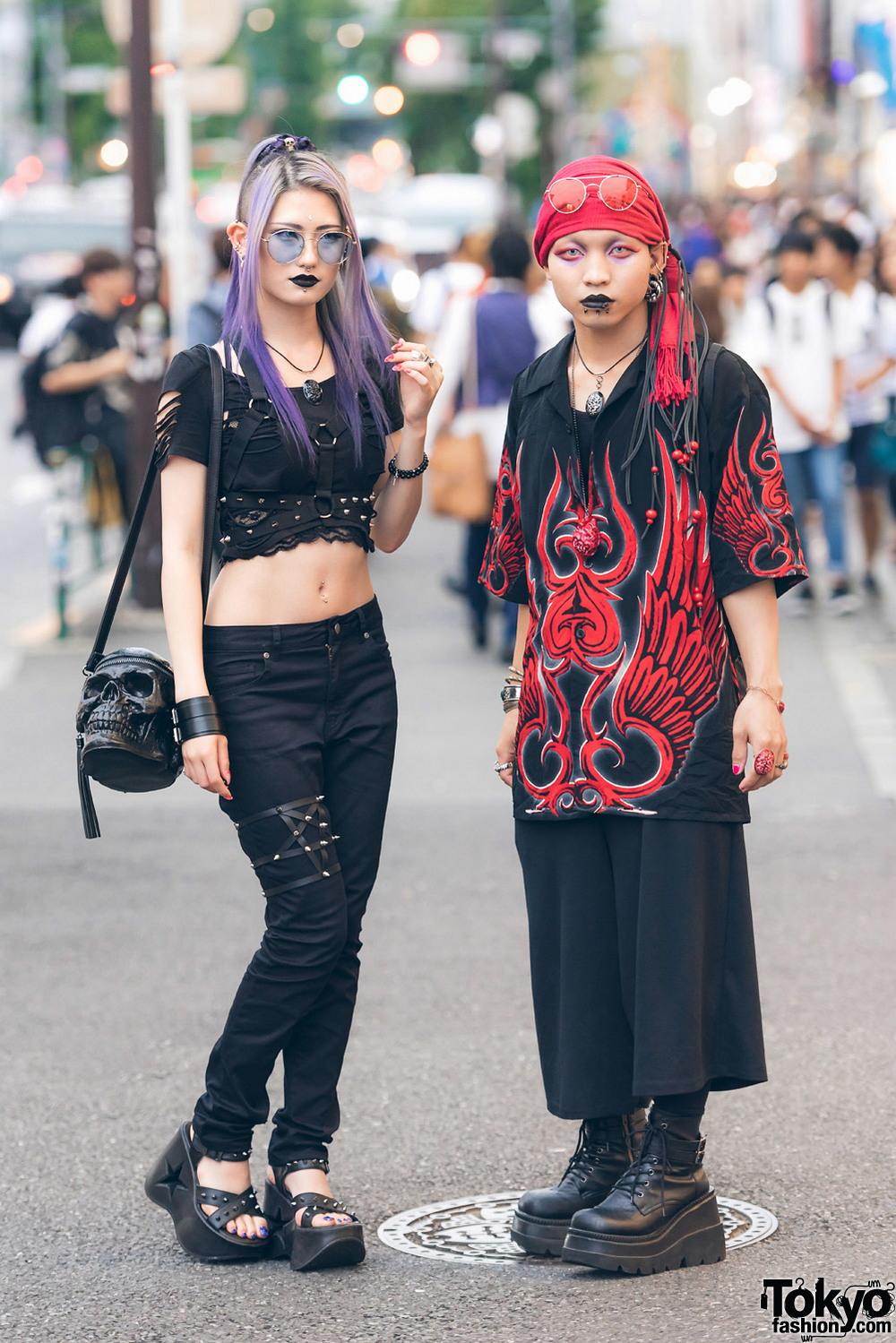 Фото японские фрики