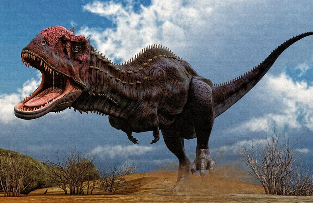 Картинки страшного динозавра