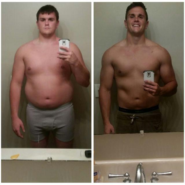 Как быстро похудеть парню 17 лет